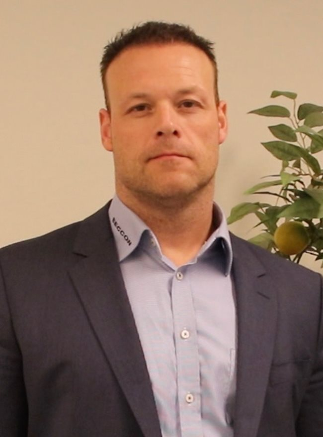 Robin Bertelsen, Seccon, CEO/ ATO/ Certified Security Manager